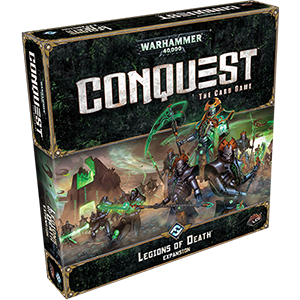 Warhammer 40,000: Conquest - Legions of Death