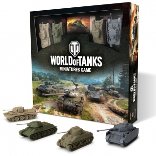 World Of Tanks - Miniatures Game