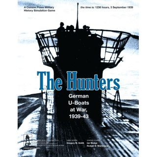 The Hunters: German U-Boats at War 1939-43 (3rd Printing)