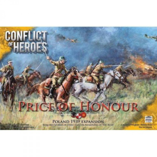 Conflict of Heroes: Price of Honour-Poland 1939