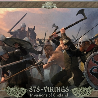 878: Vikings - Invasions of England 2nd Edition
