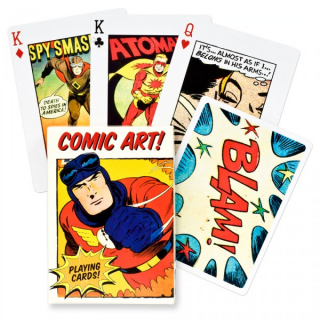 Poker: Vintage Comic Art