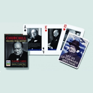 Poker: W. Churchill