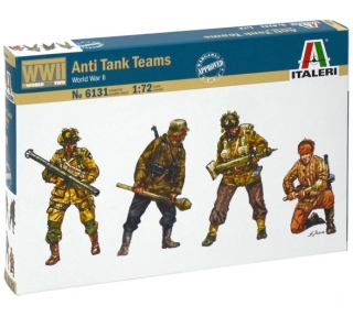 Anti Tank Teams WWII (1:72)