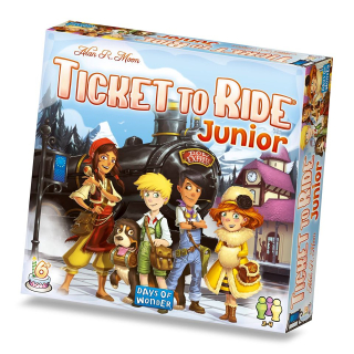 Ticket to Ride: Junior /CZ/