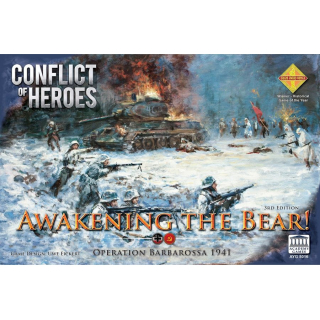 Conflict of Heroes: Awakening the Bear: 3rd Edition