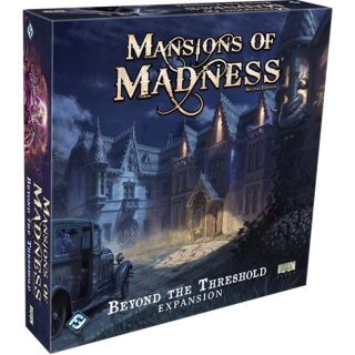 Mansions of Madness: 2nd Edition - Beyond the Threshold