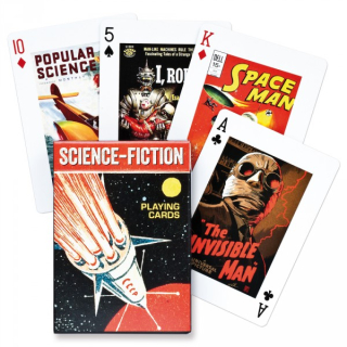 Poker: Science-Fiction