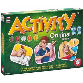 Activity Original Legend /CZ/