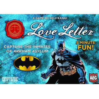 Love Letter: Batman