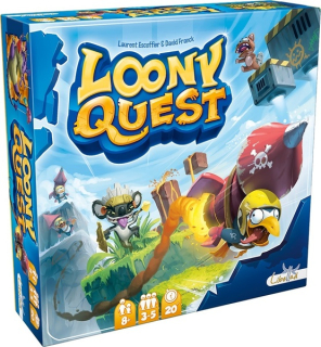 Loony Quest /CZ/