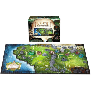The Hobbit 4D Puzzle: Middle Earth