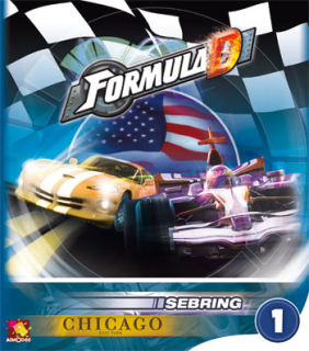 Formula D: Circuits 1 - Sebring/Chicago