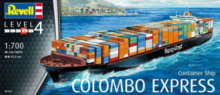 Container Ship Colombo Express (1:700)