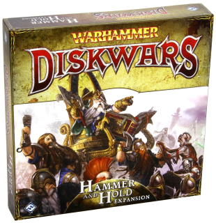 Warhammer Diskwars: Hammer and Hold Expansion