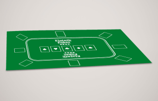 Poker Table Top (60x90cm)