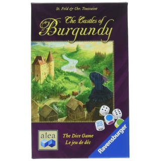 The Castles of Burgundy: Dice Game