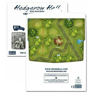 Memoir '44: Battle Map 1 - Hedgerow Hell