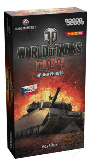 World of Tanks Rush: Druhá fronta