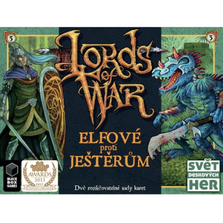 Lords of War: Elfové proti Ještěrům