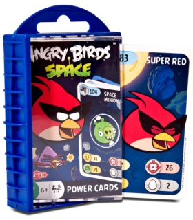 Angry Birds Space: karty