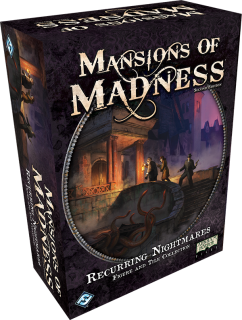 Mansions of Madness: 2nd Edition - Recurring Nightmare